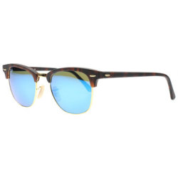 Ray Ban Clubmaster 3016 114517 5121 Tortoise Shell Gold