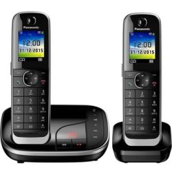 Twin Set Schnurloses Telefon »KX TGJ322GB«