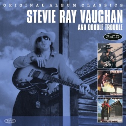 Stevie Ray And Double Trouble Vaughan Original Album Classics CD