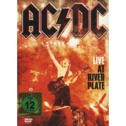 AC DC Live at River Plate DVD Standard