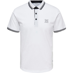 Only Sons Herren Poloshirt ONSSTAN SS FITTED POLO TEE (6560)