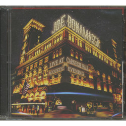 Joe Bonamassa Live At Carnegie Hall An Acoustic Evening (2CD) CD