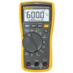 FLUKE 117 Multimeter 117 digital 6000 Counts TRMS