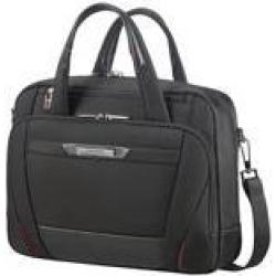 Samsonite Pro DLX 5 Laptoptasche Bailhandle 14.1 Black