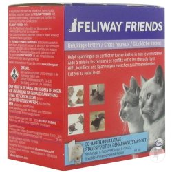 Feliway Friends Start Set Verdampfer Flakon 48ml