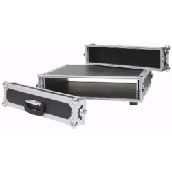 Omnitronic CO DD 2U 19 Zoll Effek Rack XL Flightcase