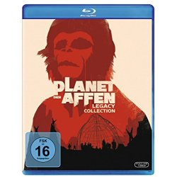 Planet der Affen Legacy Collection Blu ray