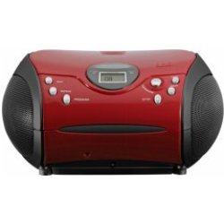 Lenco SCD 24 Tragbarer CD Player