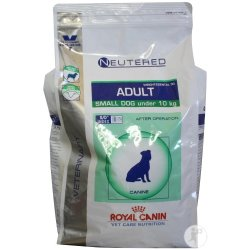 Royal Canin Veterinary Care Nutrition Hund Neutered Adult Small Dog Trockenfutter 3 5kg