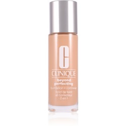 CLINIQUE Beyond Perfecting Foundation und Concealer (07 Cream Chamois)
