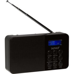 Digitales DAB Radio mit UKW DENVER®