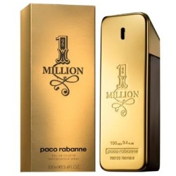 Paco Rabanne 1 Million E.d.T. Nat. Spray (100 ml)