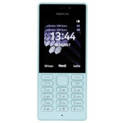 Nokia 216 Dual SIM Cyan 6 1cm (2 4 ) TFT Display Nokia Series 30 0.3MP Hauptkamera