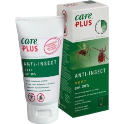 Care Plus Anti Insect DEET 30 Gel 80ml