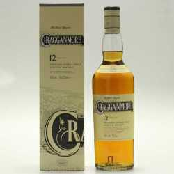 Cragganmore Whisky 12 Jahre 0 7l