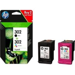 HP Original Tintenpatrone MultiPack schwarz color X4D37AE