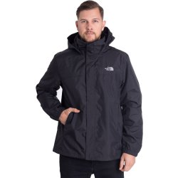 The North Face Resolve 2 Jacket Men Herren Hardshelljacke Größe S TNF black TNF black