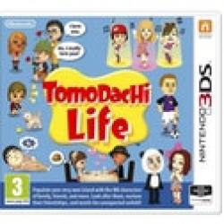 Tomodachi Life 3DS Game