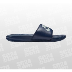 Nike Benassi Just Do It Badeschuhe blau