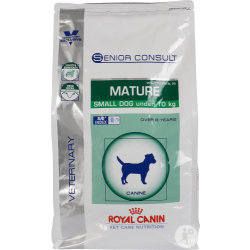 Royal Canin Veterinary Care Nutrition Hund Senior Consult Mature Small Dog Trockenfutter 3 5kg
