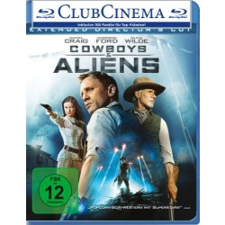 Cowboys Aliens (Extended Director's Cut) Blu ray