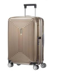 Samsonite Neopulse Spinner 55 20 Metallic Sand (65752 4535)