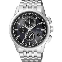 Citizen Funkuhr Eco Drive Chronograph AT8110 61E