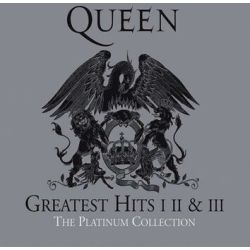 Greatest Hits I II III The Platinum Collection 3 Audio CDs