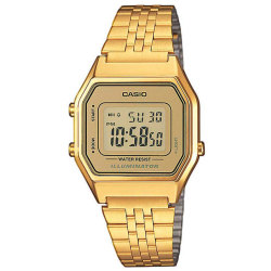 Casio Collection Vintage Damenuhr LA680WEGA 9ER