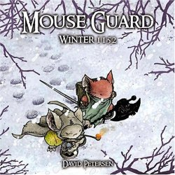 Mouse Guard 02 Winter 1152