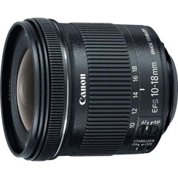 Canon EF S 10 18mm f 4.5 5.6 IS STM