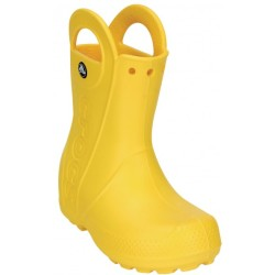 Crocs Kids Rainboot Gummistiefel Gr J2 orange