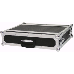 Omnitronic CO DD 2U Flightcase für Effect Rack